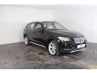2013 13 BMW X1 2.0 XDRIVE18D XLINE 5D 141 BHP DIESEL