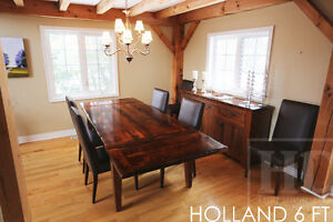 Reclaimed Wood Tables - Locally Created Cambridge Kitchener Area image 3