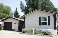 Home for rent in Moose Jaw, SK. Senior Couple only, NO pets