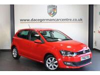 2012 62 VOLKSWAGEN POLO 1.2 MATCH 5DR 59 BHP