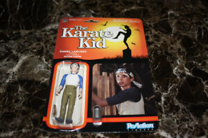 Karate Kid action figure in brand new condition