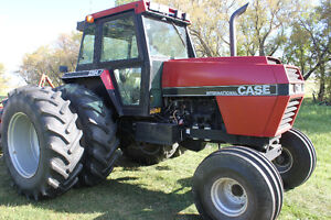 CASE 2394 TRACTOR