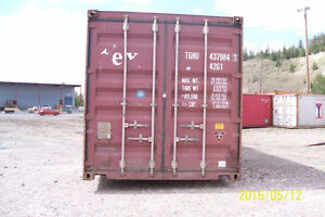AFFORDABLE SHIPPING CONTAINERS FOR SALE or LEASE TO OWN! Prince George British Columbia image 6