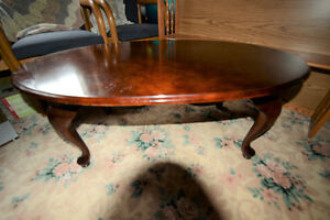 Solid Wood Table- Bombay Company