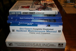 Sailing Books For Sale