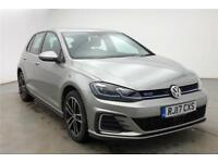 2017 Volkswagen Golf GTE 1.4 TSI 150PS 6-speed DSG 5 Door PETROL/ELECTRIC silver