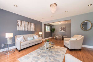 Maple flag  home staging services