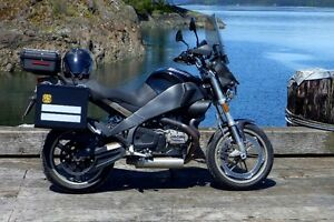 2008 Buell Ullysses Campbell River Comox Valley Area image 4