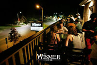 The wismer House is Hiring!