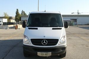 2011 Mercedes Sprinter (Certified + Remote starter) New Tires!!!