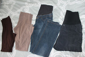 Maternity clothes (Tops/bottoms/sweater/Jeans/shorts/bella band) London Ontario image 1