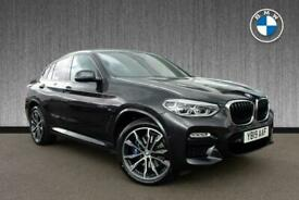 image for 2019 BMW X4 X4 xDrive20d M Sport Auto Estate Diesel Automatic