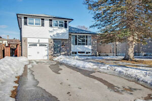 North Oshawa 3 Bed Detached Home, Finished Bsmnt Rec Rm