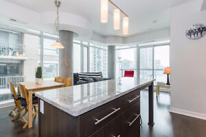 Stunning Corner Unit with Floor to Ceiling Windows/2Bed & 2bath