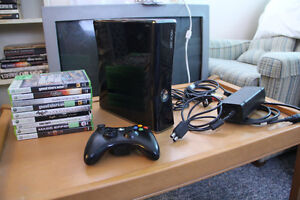 XBOX 360 with Great Games!