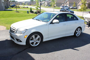 2009 Mercedes-Benz C-Class 300 AWD Sport Sedan