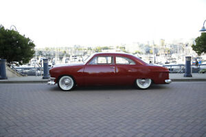 1950 Ford 2 Door Custom