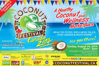 Coconut Festival 2016 is now accepting vendors!