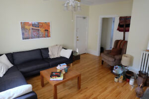 cozy spacious 2bdrm furnished 1 YR sublet JULY 2018