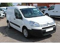 2016 Citroen Berlingo L1 625 ENTERPRISE HDI 75 Diesel white Manual