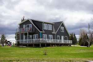 Rustico Waterview Home/Cottage with deeded Beach Access