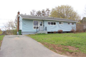 Open House!  Awesome Bungalow West Side New Glasgow