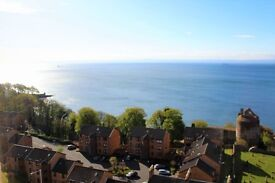 Beautiful 2 bedroom flat in sought after Ravencraig with Stunning Views