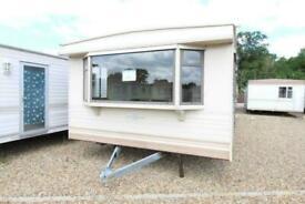 Static Caravan Mobile Home Cosalt Carlton 35x12ft 2 Beds SC7103