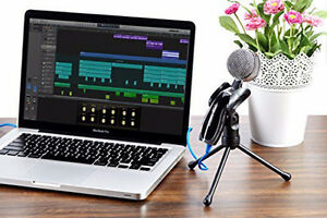 Microphone Kit ProfessionneL Pour PC/Laptop/Skype/MSN/Studio/NEW