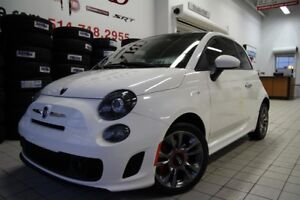 Fiat 500 Turbo CUIR TOIT OUVRANT 2015