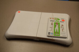 Wii Fit Plus Game + Balance Board for Nintendo Wii