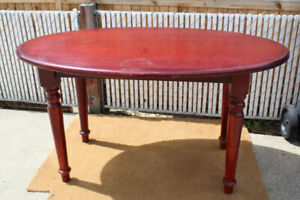 Lovely Cherry Wood table