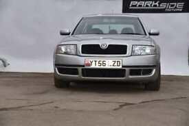 2006 Skoda Superb 2.5 TDI V6 Elegance 4dr