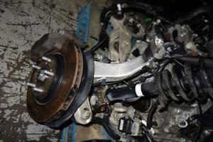 Acura RL OEM Wheel Hub Bearing Control Arms Shocks Brakes 05-08