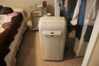 Roll away air conditioner/dehumidifier unit for sale