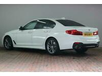 2018 BMW 5 Series 520d M Sport 4dr Auto Saloon Diesel Automatic