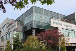 Office Suite for Rent, Marine Centre, 1091 Sq. Ft.