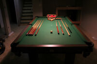 Is your pool table level?