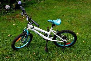 Childs Bike for sale with 18' wheels