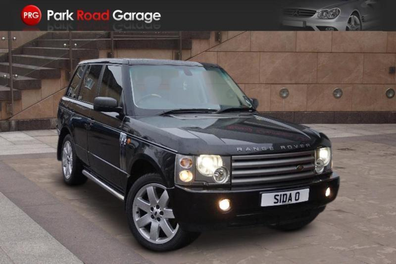2004 Land Rover Range Rover 4.4 V8 Autobiography Special Edition 5dr ...