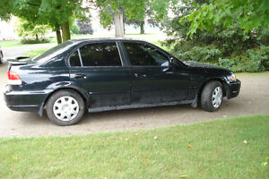 2000 Acura EL Sedan need it gone must sell !! Kitchener / Waterloo Kitchener Area image 6