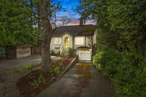 Saanich East Character Home