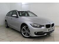 2013 62 BMW 3 SERIES 2.0 320D SPORT TOURING 5DR 181 BHP DIESEL