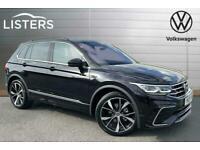 2021 Volkswagen TIGUAN DIESEL ESTATE 2.0 TDI 4Motion R-Line 5dr DSG Auto SUV Die