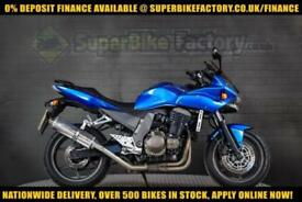 2005 55 KAWASAKI Z750 J6F 750CC 0% DEPOSIT FINANCE AVAILABLE