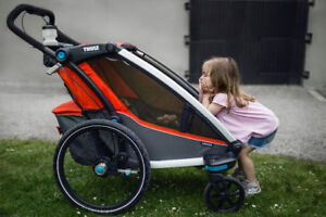 2018 THULE Child Carriers (Sport, Cross, Lite and Cheetah)