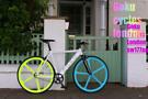 Free to Customise Single speed bike road bike TRACK bikedhsjdjdhvdvdj