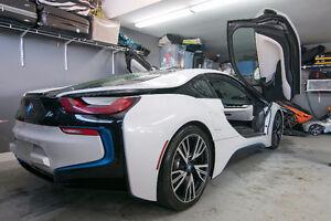 wow wow aubaine, BMW I8, 119900$ tout équipé