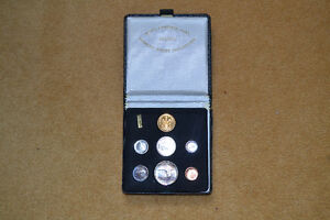 1967 Canada Proof Set With $20 Gold Coin London Ontario image 2