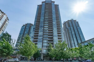 2bds + 2 Baths High-rise condo in Coquitlam , Dont miss it!